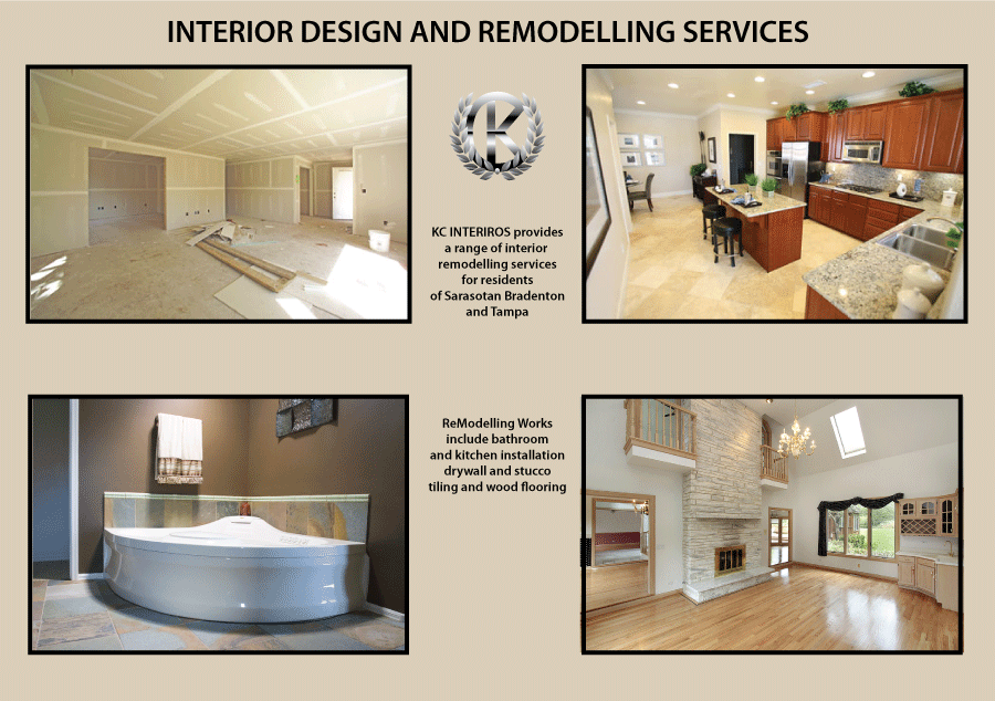 Kc Interiors Re Modelling Sarasota Bradenton Florida